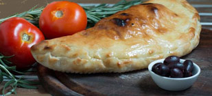 Cafe Michael - Calzone